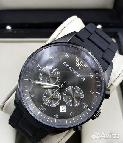 Emporio armani часы мужские копии брендов