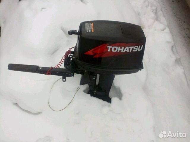 tohatsu 9.8 купить в калининграде