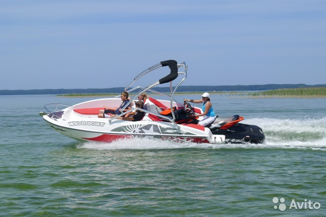 купить катер лодку гидроцикл
