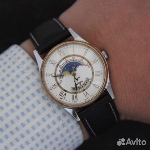Часы советские купить на авито часы таг хауэр купить в спб