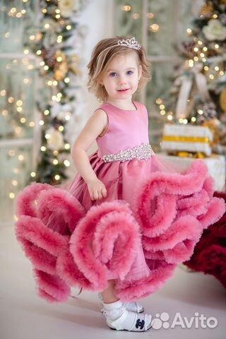 aff71e1b1ef Детское платье облако в прокат спб на фотосессию