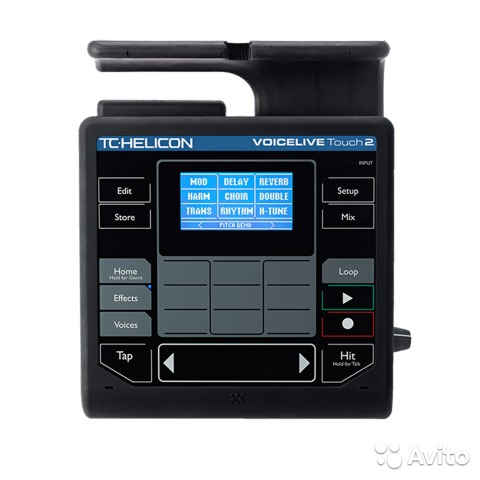 tc-helicon voicelive touch инструкция на русском
