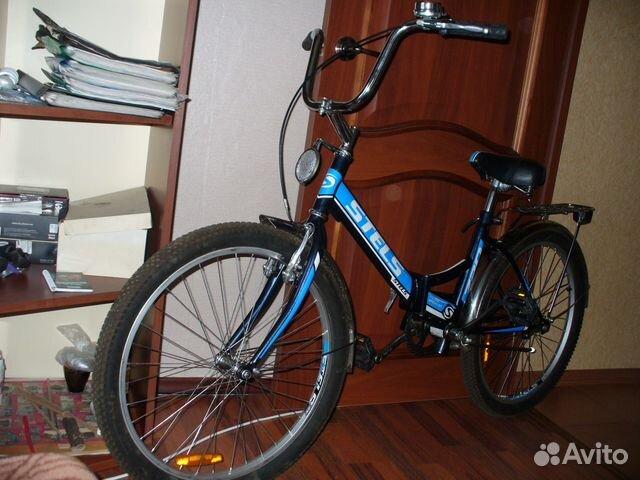 44ae5ab69560 Велосипед Стелс-пилот 720 купить в Тамбовской области на Avito ...