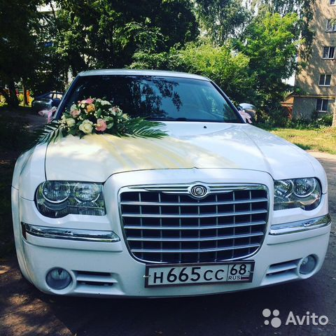 Тамбов аренда авто на свадьбу