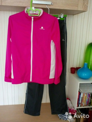 82ed3567 Спортивный костюм на девочку | Festima.Ru - Мониторинг объявлений