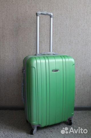 Чемоданы на колесах из ударопрочного пластика в петербурге рюкзаки гробы
