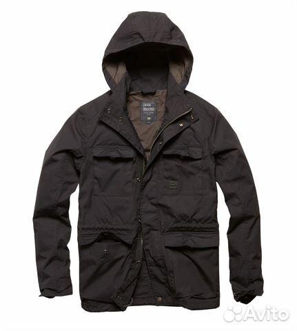 2d59f3d48da Куртка vintage industries thomas jacket black купить в Санкт ...