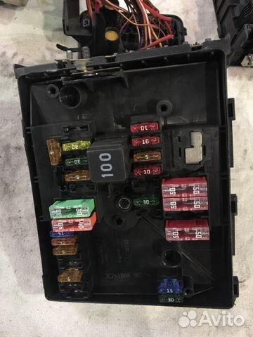 Блок предохранителей Фольксваген 1K0937125B— фотография №3