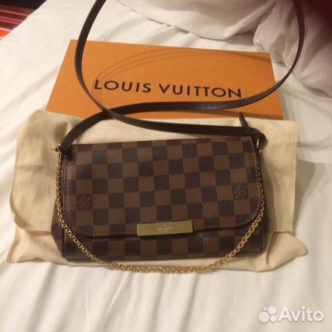 a67af8638d90 Louis Vuitton Favorite Сумка Monogramm Клатч лв | Festima.Ru ...