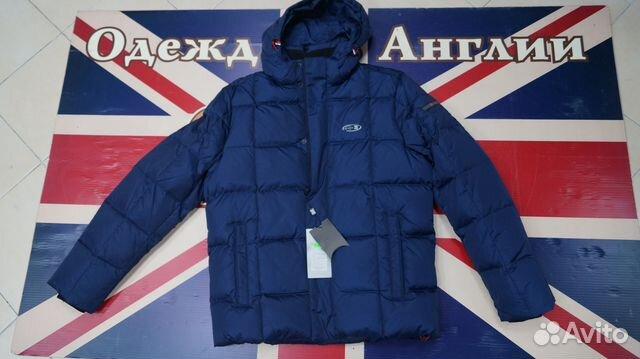 Мужская куртка теплый пуховик Tiger Force с витрин купить в Москве ... 1ea19f15f71