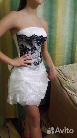 Платье для выпускного вечера 89143850001 купить 1