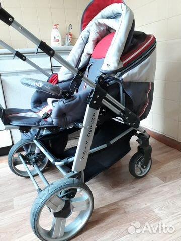 Детская коляска 89081430257 купить 3