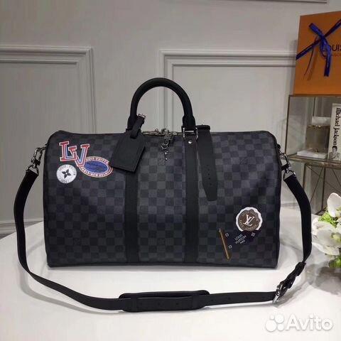 4d1bc264e832 Keepall Louis Vuitton дорожная сумка | Festima.Ru - Мониторинг ...