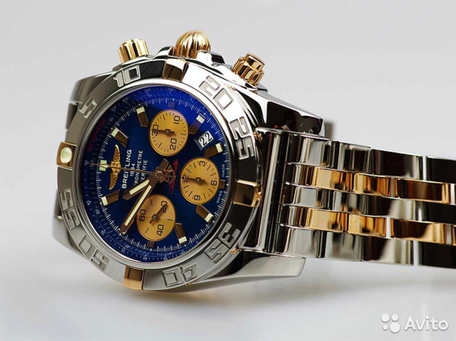 c281ace453fc Мужские часы Breitling GY-1563 купить в Москве на Avito — Объявления ...