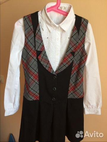 919f9caf7 Одежда для школы на девочку 7-9 лет | Festima.Ru - Мониторинг объявлений