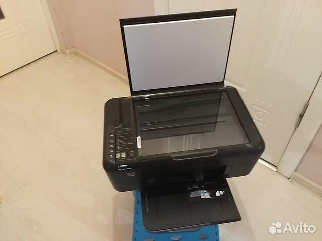драйвера hp deskjet f4583 файн ридер для сканера