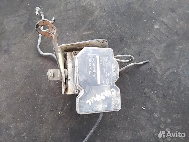 Hyundai Solaris блок управления ABS 89880984407 купить 1