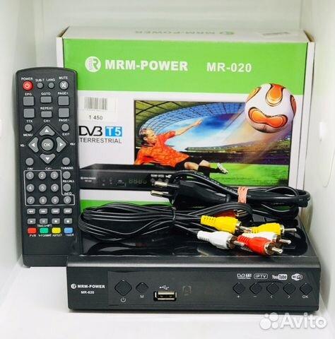 Цифровая тв приставка MRM-Power MR-020 купить в Самарской области на ... fbcc8be332f