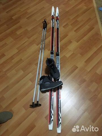 Лыжный комплект   Festima.Ru - Мониторинг объявлений 67c6e3ce718