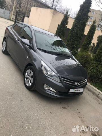 Купить Hyundai Solaris пробег 31 000.00 км 2016 год выпуска
