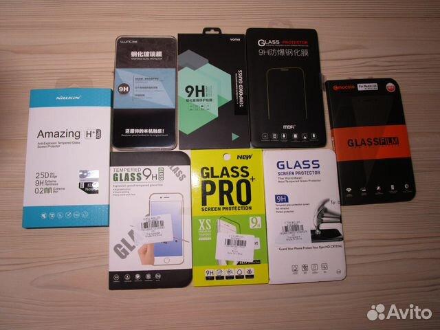 Стекла на Xiaomi Redmi 4x/Note 4x/Note 4