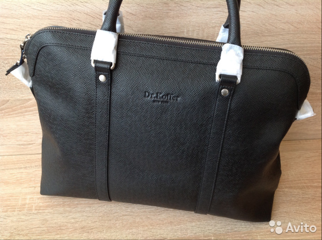 e898a5796c9f Женская сумка из натуральной кожи Dr.Koffer купить в Москве на Avito ...