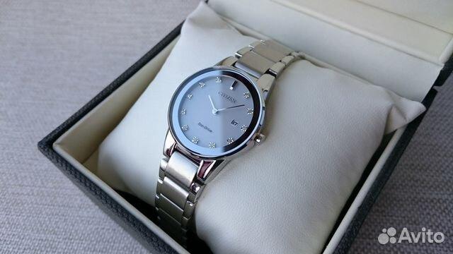 Женские часы Citizen ECO drive J015-S095921 89525003388 купить 3