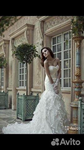 97641ad3884c7cc Свадебное платье дизайнерское, BeLoved Испания | Festima.Ru ...