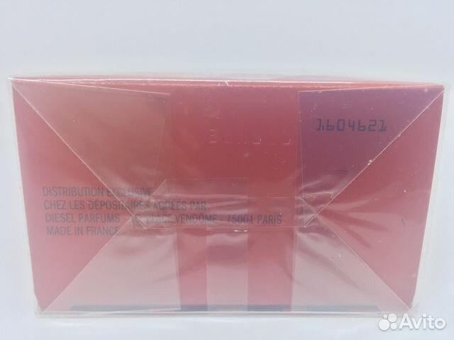 Diesel Loverdose Red Kiss купить в санкт петербурге на Avito