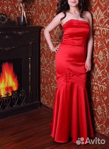e6e22f6359a Вечернее платье продажа прокат купить в Ставропольском крае на Avito ...