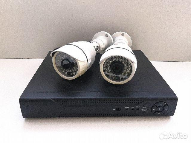 Видеонаблюдение, гибридные комплекты AHD, 720P, 10 купить 1