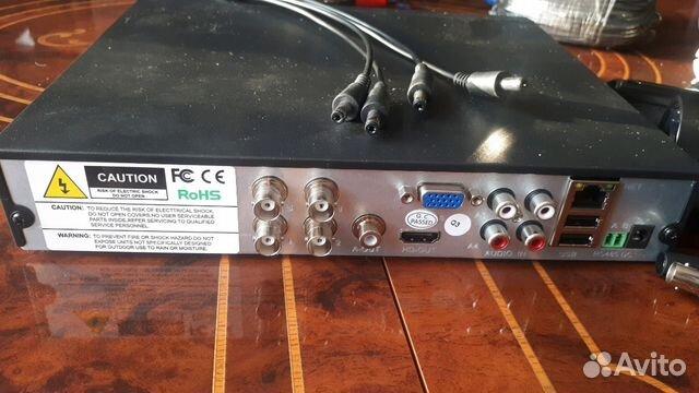 Комплект видеонаблюдения 89086671777 купить 6