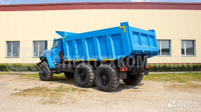 Dump Truck Ural 55571 83432144143 köp 3