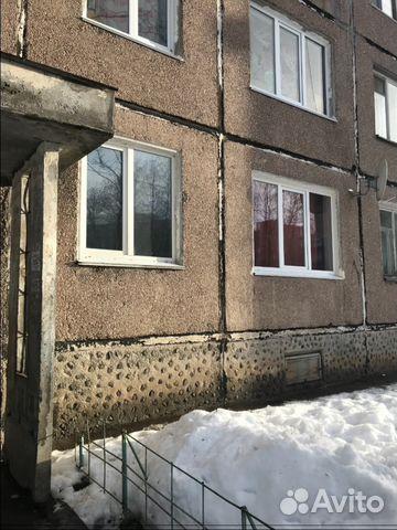 Продается однокомнатная квартира за 1 290 000 рублей. Петрозаводск, Республика Карелия, Судостроительная улица, 24.