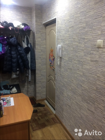 Продается двухкомнатная квартира за 2 800 000 рублей. Нижний Новгород, улица Шаляпина.