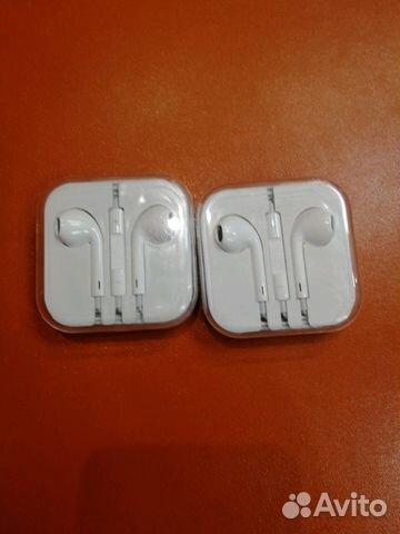 89107311391 Гарнитура для телефона EarPods копия