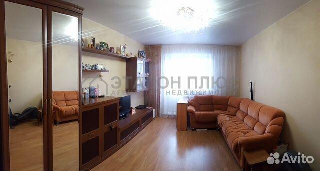 Продается трехкомнатная квартира за 3 500 000 рублей. Респ Коми, г Ухта, ул Интернациональная, д 74/42.