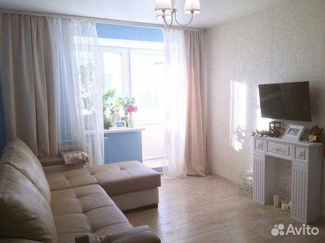 Продается двухкомнатная квартира за 2 280 000 рублей. Ленинский район, Широтная улица, 2.
