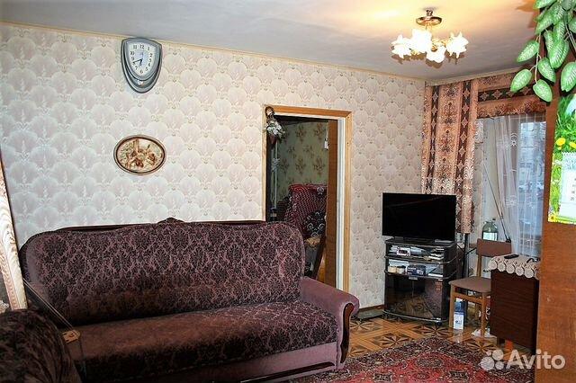 Продается двухкомнатная квартира за 3 260 000 рублей. г Тула, пр-кт Ленина, д 54.