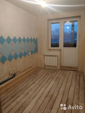 Продается однокомнатная квартира за 3 200 000 рублей. г Тула, ул Болдина, д 1.