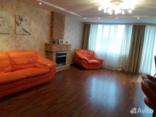 Продается трехкомнатная квартира за 8 500 000 рублей. г Нижний Новгород, ул Льва Толстого, д 8.