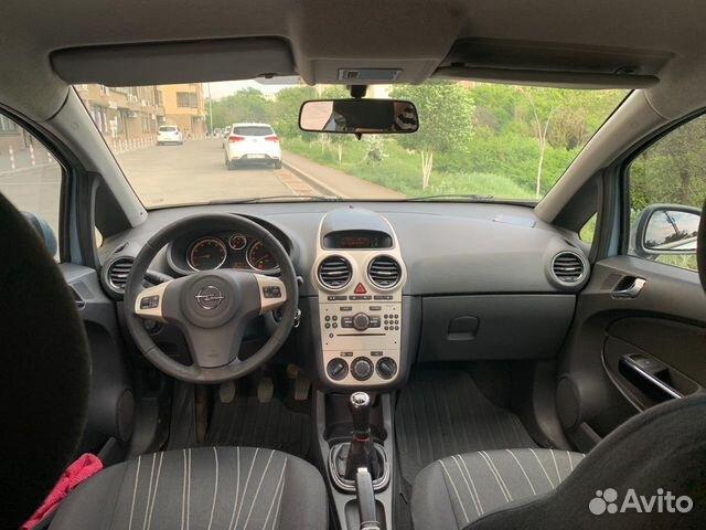 Купить Opel Corsa пробег 127 000.00 км 2008 год выпуска