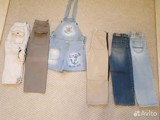 Брюки лето, шорты, футболки 98-104 89528045750 купить 3