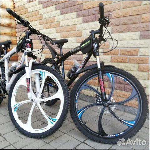 89527559801 Горный велосипеды на литых дисках
