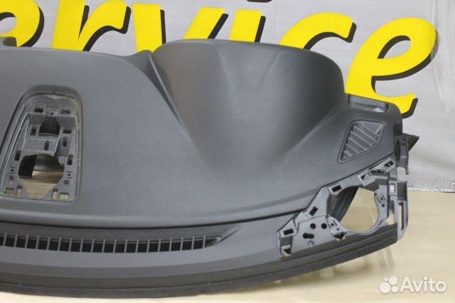 Торпедо Mazda CX5 панель приборов