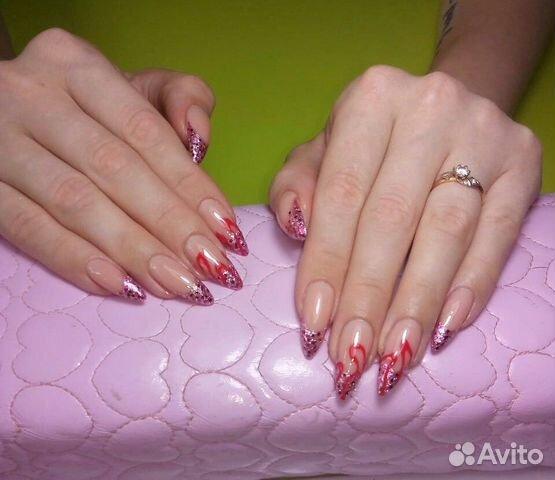 Наращивание ногтей 89841788979 купить 2