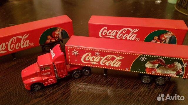Игрушечный грузовик кока кола купить coca cola песня 2017 хит