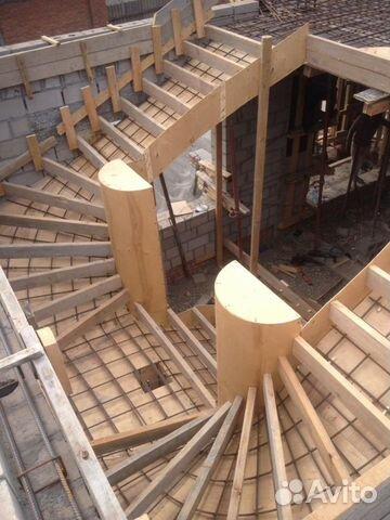Заливка ж/б лестниц 89288668660 купить 8