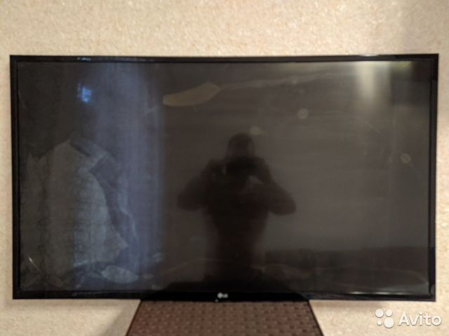 Матрица для Ж/К телевизора LG43uh603