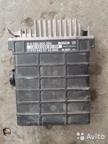 Блок управления и модуль зажигания на Merce  89521679335 купить 1